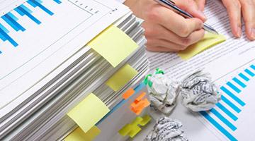 各種原稿整理の代行(原稿整理/原稿の電子化/編集等の作業代行)